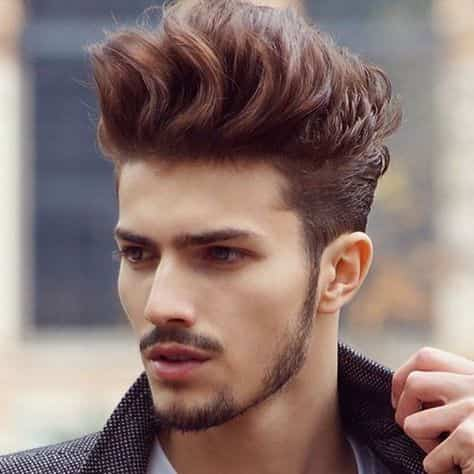Soft cinnamon brown hair color for men, Soft cinnamon brown hair color for men in india, best hair color for indian skin